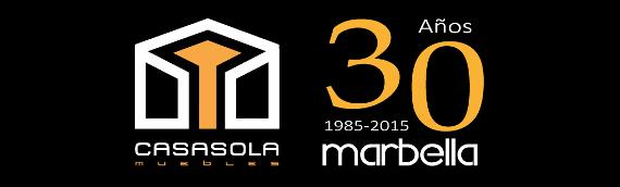 Casasola Muebles Marbella celebra su 30 aniversario