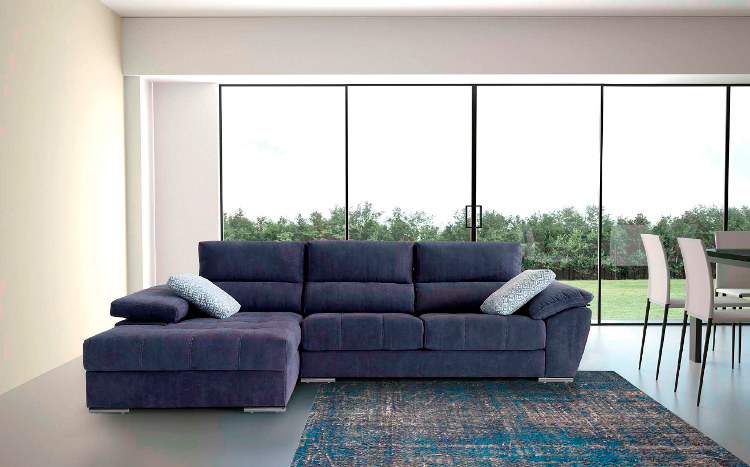 Sofa moderno for Muebles casasola