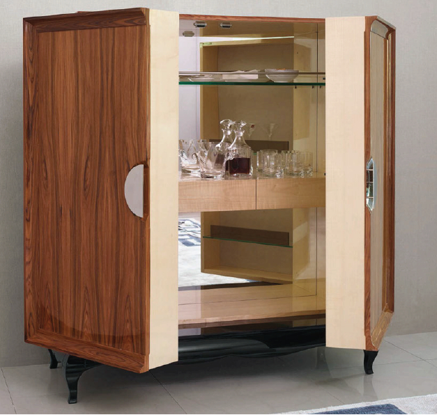 Mueble bar classic - Mueble auxiliar clasico ...