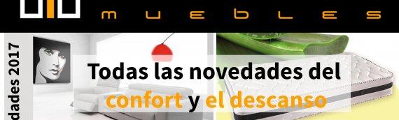 Novedades en Tapicerías y Promoción Descanso