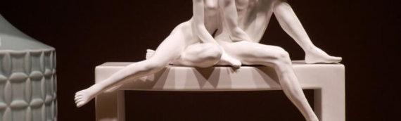 Escultura Enamorados